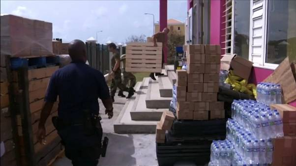 Saint Martin prepares for second hurricane in days