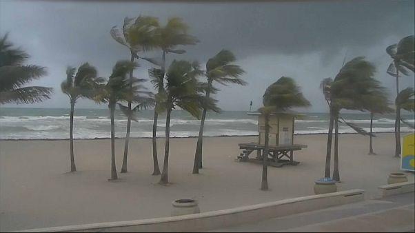 Irma si dirige minaccioso verso la Florida