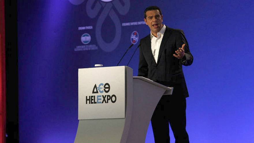Αλέξης Τσίπρας: «Η Ελλάδα γύρισε σελίδα»