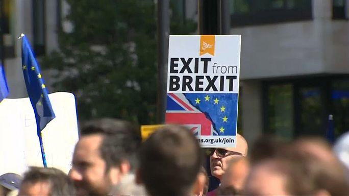 "Лондон: марш против ""брексита"""