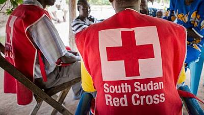 Red Cross says staff member killed in ambush in South Sudan