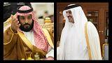 عربستان خشمگین از مکالمه تلفنی با امیر قطر: گفتگوها را تعلیق میکنیم