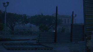 Furacão Irma atinge a ilha de Cuba