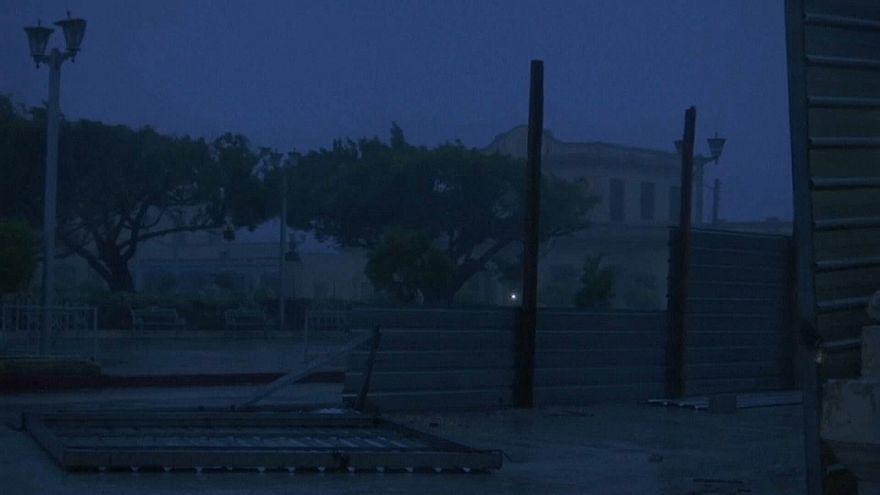 """Irma"" fegt über Kuba hinweg"