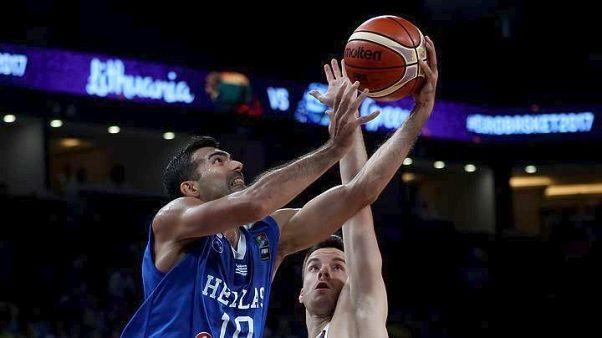 Θριαμβευτική πρόκριση για την Ελλάδα στους «8» του Ευρωμπάσκετ