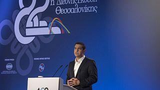 Τσίπρας από τη ΔΕΘ: Από το Grexit στο Grinvest