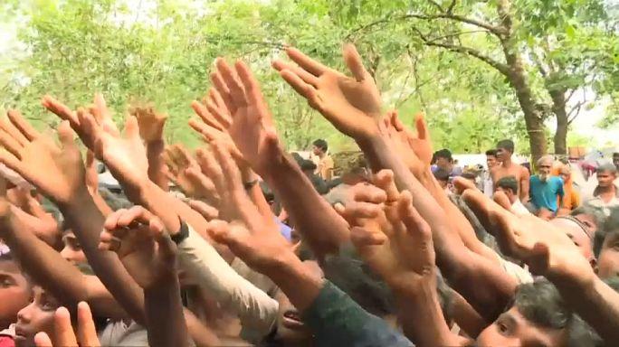 Повстанцы-рохинджа объявили о прекращении огня