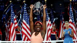Amerika Açık'ta Sloane Stephens şampiyon