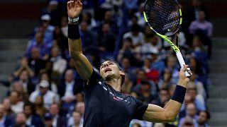 نهائي المفاجأة بين نادال واندرسون في بطولة أمريكا المفتوحة للتنس