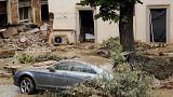 Orages meurtriers en Toscane