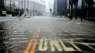 Ο τυφώνας «Ίρμα» πλήττει την Φλόριντα