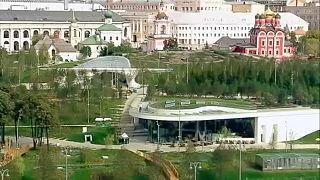 Парк «Зарядье» - к юбилею столицы
