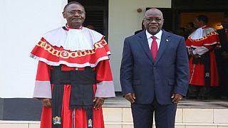 Tanzania's Magufuli confirms new chief justice