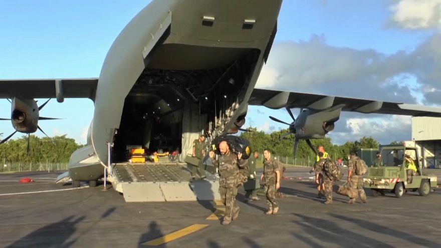 Après Irma, la difficile réorganisation dans les Antilles