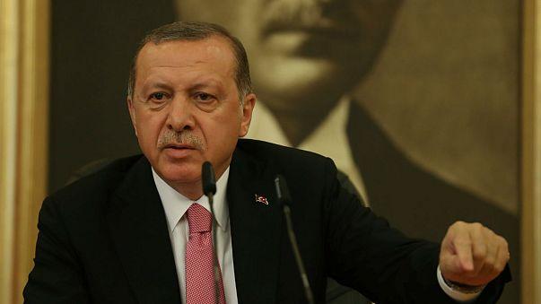 """Erdoğan: """"Myanmar'da yaşananlar soykırım seviyesine ulaştı"""""""