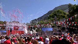 50 years on: Gibraltar celebrates being British