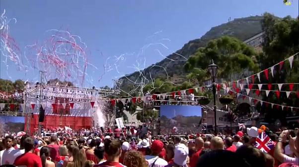 50 years on: Gibraltar celebrates being British
