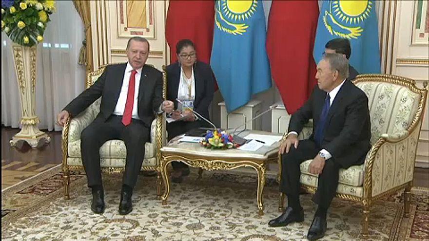 Ismét kiállt a rohingják mellett a török elnök