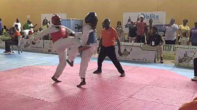Nigeria: le Taekwondo attire des centaines de jeunes