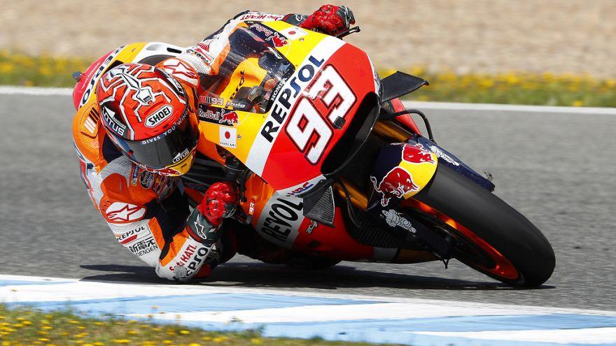 Motogp: Marquez vince a Misano