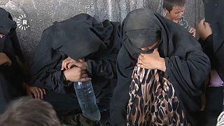 Iraq: detenuti donne e bambini legati all'Isis