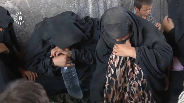 Hundreds of ISIL families detained in Iraq