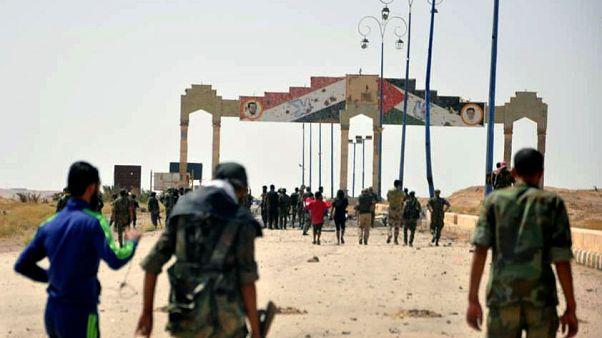 Nouveaux revers de l'Etat Islamique à Deir Ezzor