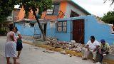 Terramoto provocou mais de 90 mortos no México