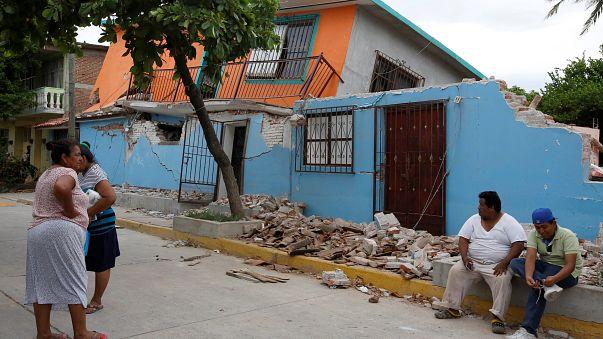 México: al menos 71 muertos en Oaxaca, 15 en Chiapas y 4 en Tabasco