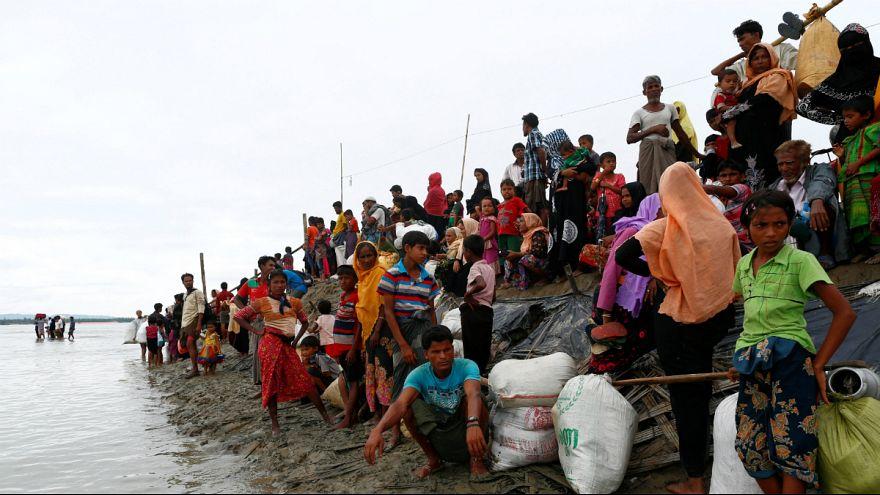 ميانمار ترفض هدنة جيش إنقاذ الروهينغا
