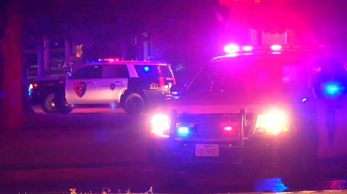 Teksas'ta silahlı saldırı