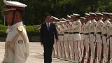 Abe pide rearmar Japón por la amenaza norcoreana