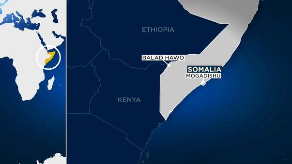 Terrortámadás Szomáliában