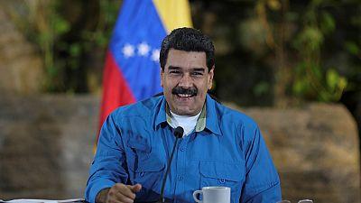 Nicolas Maduro en visite de deux jours en Algérie