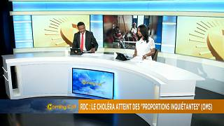 Over 500 dead in DRC's cholera outbreak [The Morning Call]