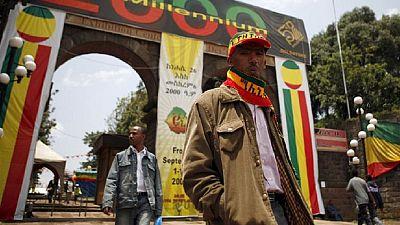 Ethiopia celebrates entry into a New Year, 2010