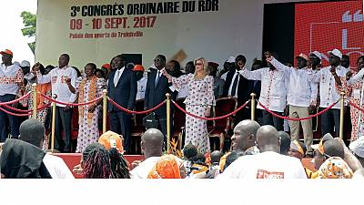 Ouattara declines leadership of Ivory Coast ruling party