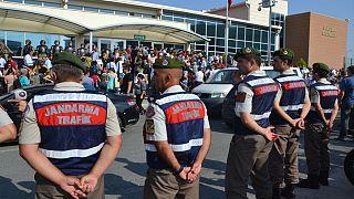 17 Journalisten vor Gericht: In der Türkei geht der umstrittene Cumhuriyet-Prozess weiter