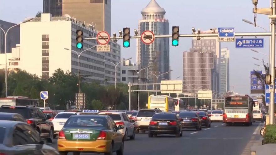 La Cina contro le auto inquinanti