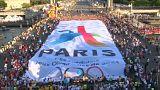 Париж и Лос-Анджелес затаили дыхание