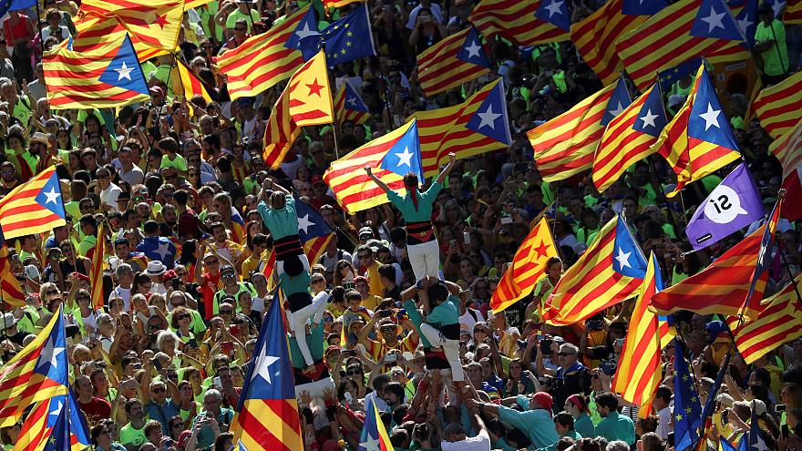 What is the Diada of Catalonia and why is it important this year?