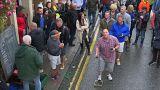 Campeonato Mundial de lançamento de morcela de Yorkshire