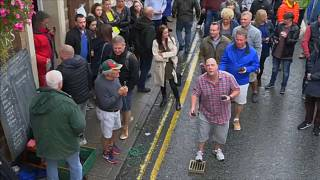 Black Pudding Throwing Championship