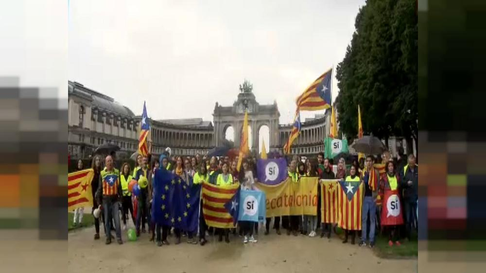 EU fears a Catalan 'domino effect'Antonio Tajani - Barcelona - Brussels - Catalonia - Constitutional Court Of Romania - European Commission - European Union - Generalitat Of Catalonia - Referendum - Spain