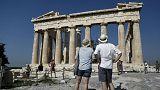 Ε. Κουντουρά στο euronews: «Θα ξεπεράσουμε τις προσδοκίες μας»