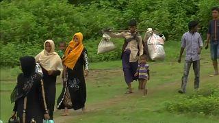 Rohingya: UN befürchtet ethnische Säuberung