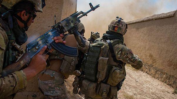 چهار فرمانده شبکه حقانی در افغانستان کشته شدند