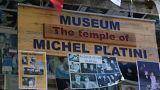 Michel Platini a son temple... à Chypre
