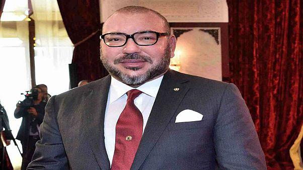 أول ظهور للعاهل المغربي بعد خضوعه لعملية جراحية