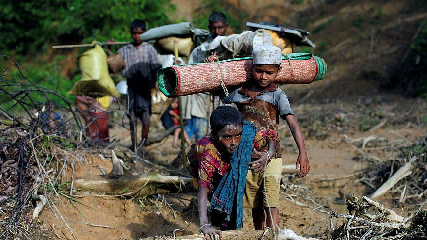 الأمم المتحدة وتركيا: يجب مساعدة مسلمي ميانمار
